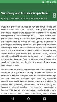 IASLC Atlas EGFR Testing screenshot 3