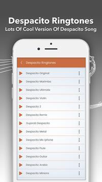 Despacito Ringtone screenshot 3