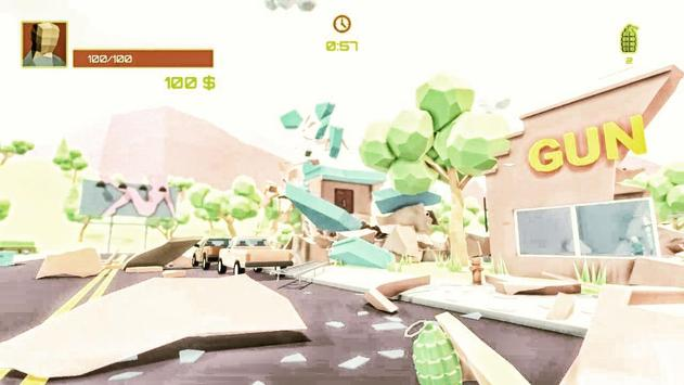 Hey Dude, What The Heck Fight apk screenshot