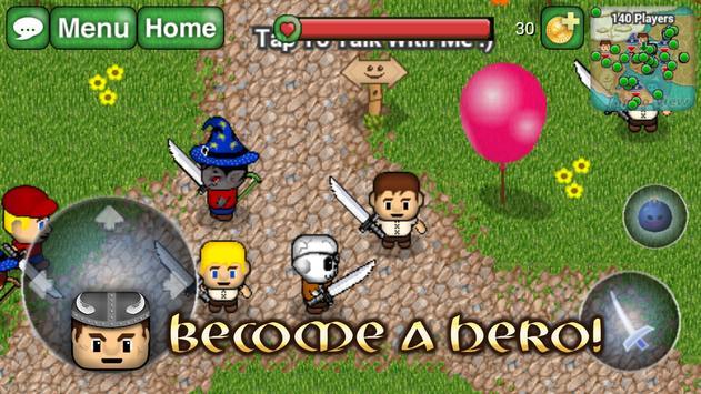 Avalonia Online MMORPG poster