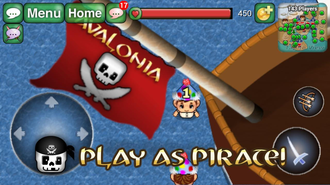 Avalonia Online cho Android - Tải về APK