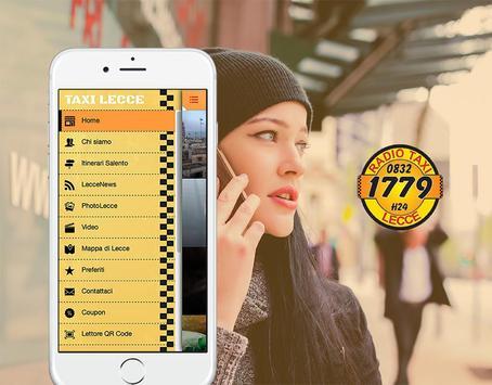 Taxi Lecce apk screenshot