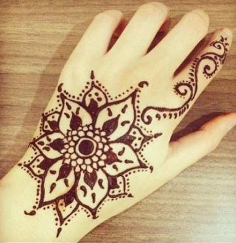 Ide Mehndi Tangan Sederhana For Android Apk Download