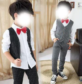 Casual Style Boys - Clothing Style poster