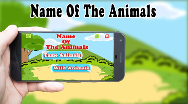 Name Of The Animals screenshot 4