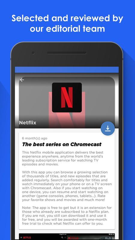 how to get the chromecast app