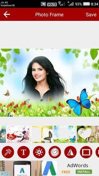 Butterfly Photo Editor screenshot 10