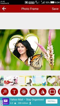 Butterfly Photo Editor screenshot 11