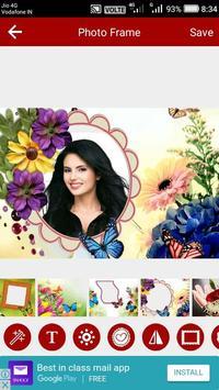 Butterfly Photo Editor screenshot 13