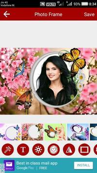 Butterfly Photo Editor screenshot 15