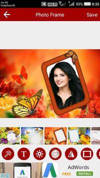 Butterfly Photo Editor screenshot 7