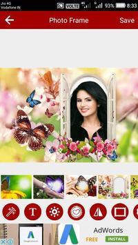 Butterfly Photo Editor screenshot 4