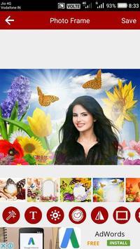 Butterfly Photo Editor screenshot 6