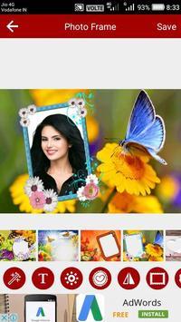 Butterfly Photo Editor screenshot 8