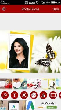 Butterfly Photo Editor screenshot 9