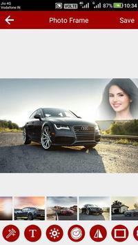 Car Photo Editor poster