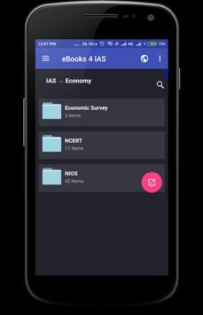 eBooks for IAS screenshot 1