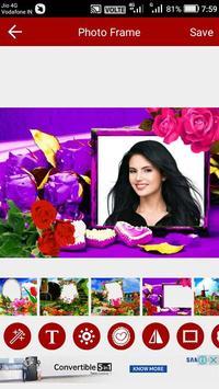 Flower Photo Editor screenshot 5
