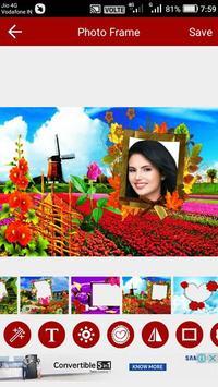 Flower Photo Editor screenshot 6