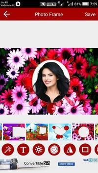 Flower Photo Editor screenshot 7