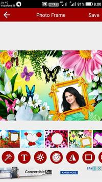 Flower Photo Editor screenshot 8