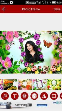 Flower Photo Editor screenshot 9