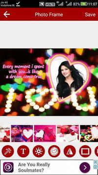 Heart Photo Editor screenshot 4