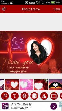 Heart Photo Editor screenshot 5