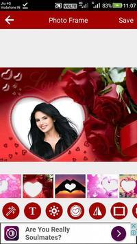 Heart Photo Editor screenshot 6