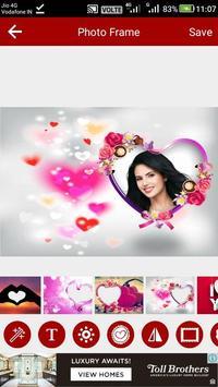 Heart Photo Editor screenshot 8