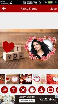 Heart Photo Editor screenshot 13