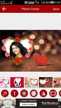 Heart Photo Editor screenshot 10