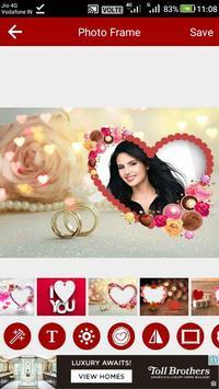 Heart Photo Editor screenshot 11