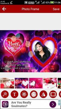 Heart Photo Editor screenshot 1