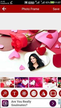 Heart Photo Editor screenshot 3