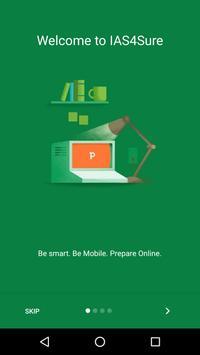 IAS4Sure: IAS Preparation App poster