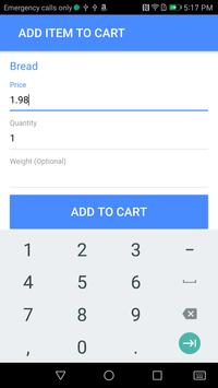 Grocery Control apk screenshot