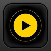 Fun show video icon
