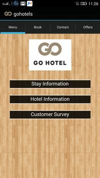 Go Hotels poster