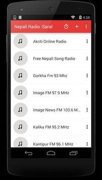 Nepali FM Radio poster