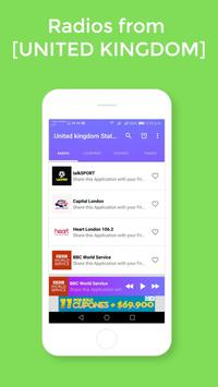 UK Radio Stations Online | LBC In our Free App poster