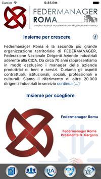 Feder Roma poster
