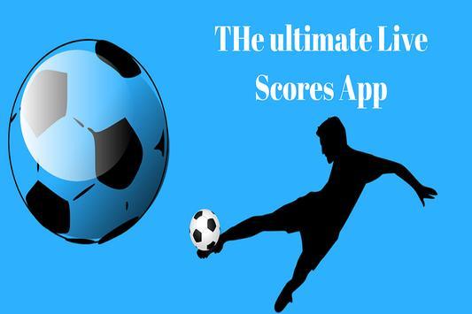 The Soccer- Livescores poster