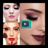Face And Eye Makeup Videos icon