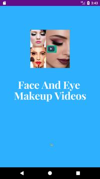 Face And Eye Makeup Videos poster
