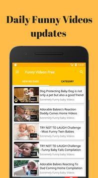 Funny Videos free 2018 screenshot 6
