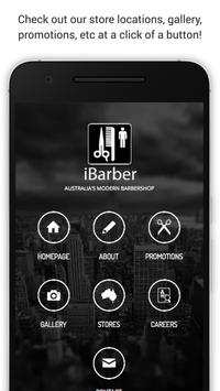 iBarber poster