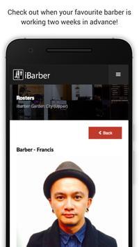 iBarber apk screenshot