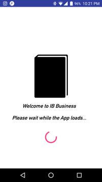 IB Business poster