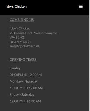 Ibby's Chicken apk screenshot